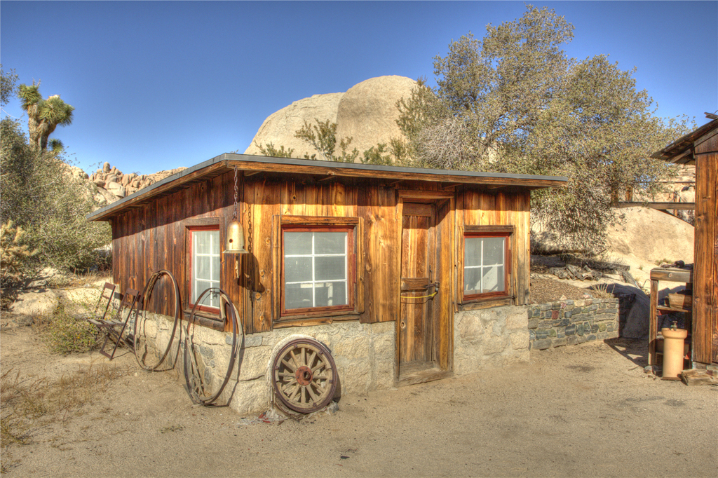 Image Of Keys Ranch Joshua Tree