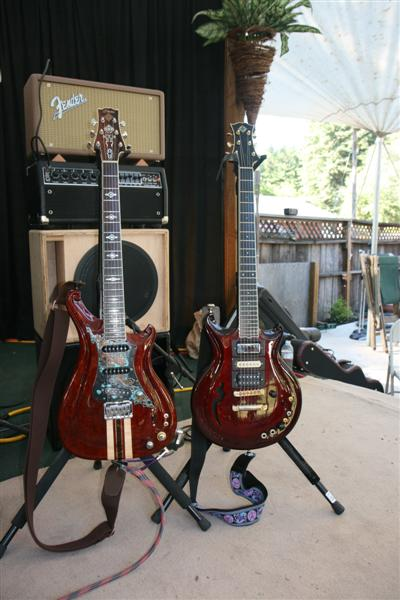 Scott Walker Guitars